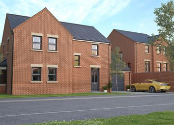 Thumbnail 4 bed detached house for sale in Pit Lane, Pleasley, Mansfield
