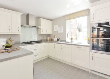"Thumbnail 4 bed detached house for sale in ""Eden"" at Market Road, Thrapston, Kettering"