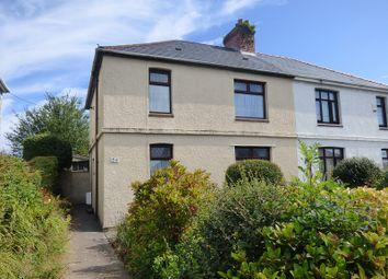 Thumbnail 3 bed semi-detached house for sale in Pen-Yr-Alley Avenue, Skewen, Neath .