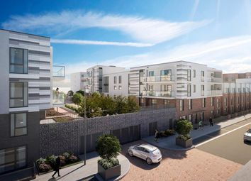 Thumbnail 3 bed flat for sale in 98 Fishers Way, Wembley, London