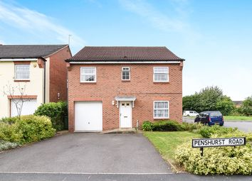 Thumbnail 4 bed detached house for sale in Penshurst Road, Bromsgrove