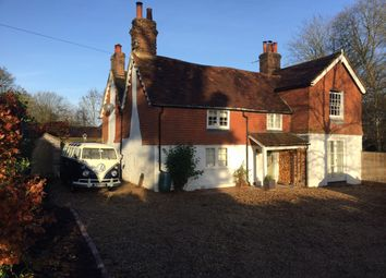 Thumbnail 5 bed detached house for sale in Felcourt Road, Lingfield, Surrey
