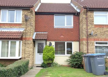 Thumbnail 2 bed terraced house to rent in Runnacles Way, Felixstowe