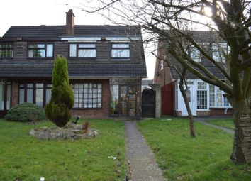Thumbnail 3 bedroom semi-detached house for sale in Adelaide Avenue, Hill Top, West Bromwich