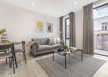 Thumbnail 1 bedroom flat to rent in Hulme Street, Salford