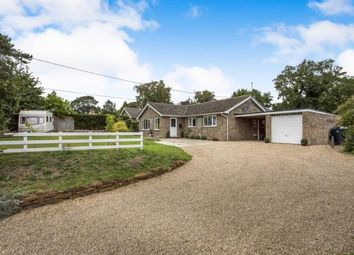 Thumbnail 4 bed bungalow for sale in Garboldisham, Diss, Norfolk