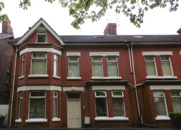 Thumbnail 1 bed flat to rent in 2 25 Clarendon Road, Garston, Liverpool
