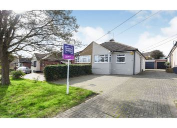 Thumbnail 2 bed semi-detached bungalow for sale in Outwood Common Road, Billericay