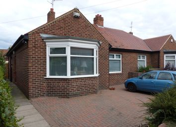 Thumbnail 2 bed bungalow for sale in Queen Alexandra Road, Sunderland