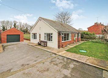 Thumbnail 3 bed detached bungalow for sale in School Lane, Burton Fleming, Driffield