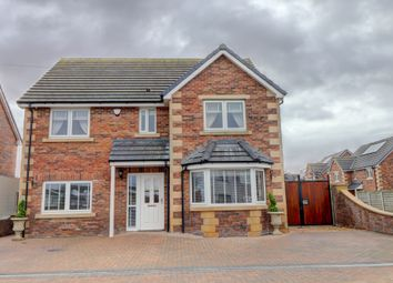 Thumbnail 4 bed detached house for sale in Cherrytree Park, Empire Way, Gretna
