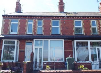Thumbnail 2 bed terraced house to rent in Beach Road, Bangor