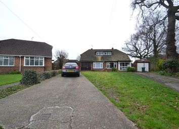Thumbnail 4 bed bungalow for sale in Lindsay Close, Stanwell, Staines