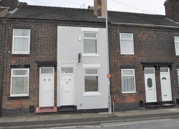 Thumbnail 2 bed terraced house for sale in Manor Street, Fenton, Stoke-On-Trent