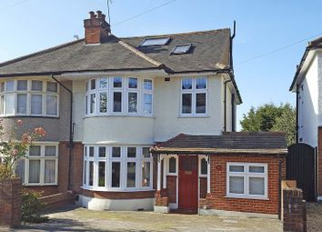 Thumbnail 4 bed semi-detached house for sale in Ingatestone Road, Woodford Green
