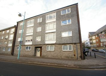 Thumbnail 3 bed flat to rent in Vauxhall Street, Barbican, Plymouth