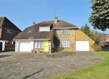 Thumbnail 4 bed detached house for sale in Darby Gardens, Lower Sunbury, Middlesex