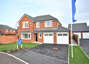 Thumbnail 4 bed detached house for sale in The Eton, The Fieldings, Richmond Avenue, Wrea Green, Preston, Lancashire