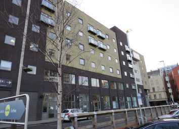 Thumbnail 2 bed flat for sale in Morledge Street, Cultural Quarter, Leicester