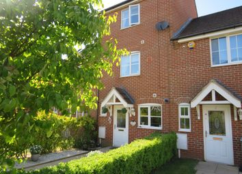 Thumbnail 3 bed town house for sale in Yeldersley Court, Grantham