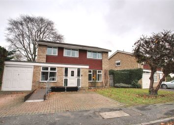 Thumbnail 4 bed detached house for sale in Mead Close, Egham, Surrey