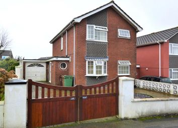 Thumbnail 3 bed detached house for sale in Briarleigh Close, Plymouth, Devon