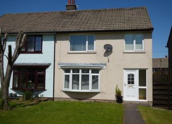 Thumbnail 3 bed semi-detached house to rent in Keats Drive, Egremont, Cumbria