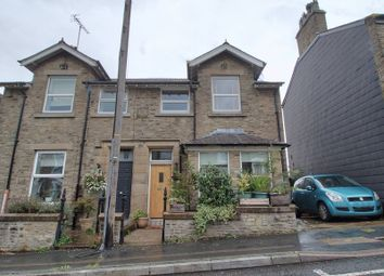 Thumbnail 3 bed semi-detached house for sale in Rainow Road, Macclesfield