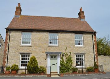 Thumbnail 4 bed detached house for sale in Oak Lane, Mere, Warminster
