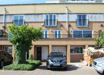 Thumbnail 4 bedroom terraced house to rent in Jamestown Way, London