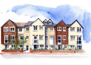 Thumbnail 1 bed flat to rent in Churchfield Road, Walton-On-Thames