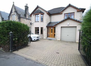 Thumbnail 4 bed detached house for sale in Milton Road, Kilbirnie, Ayrshire