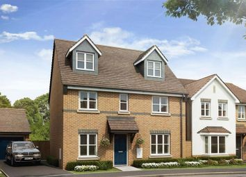 Thumbnail 5 bed detached house for sale in Overton Manor, Shaws Lane, Eccleshall, Stafford