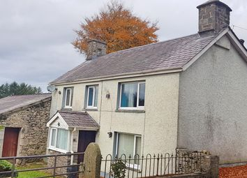 Thumbnail 4 bed country house to rent in Bronant, Tregaron