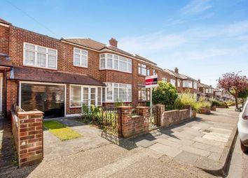 Thumbnail 4 bedroom semi-detached house for sale in Lodge Avenue, Gidea Park, Romford
