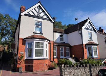 Thumbnail 4 bed semi-detached house for sale in Dingle Hill, Colwyn Bay