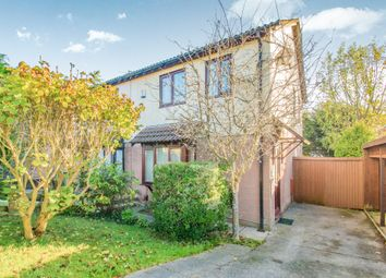 Thumbnail 3 bed semi-detached house for sale in The Farthings, Pontprennau, Cardiff