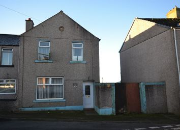 Thumbnail 3 bed end terrace house for sale in Yeathouse Road, Frizington, Cumbria