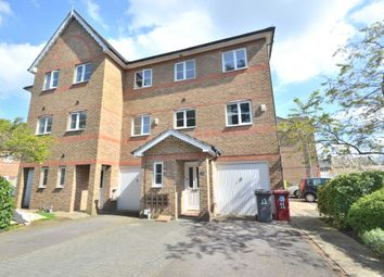 Thumbnail 4 bedroom town house to rent in Cintra Close, Reading