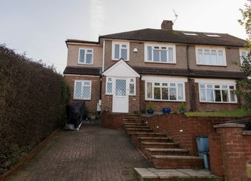 Thumbnail 5 bed semi-detached house for sale in Waddington Avenue, Old Coulsdon, Coulsdon