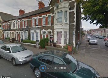 Thumbnail 1 bedroom flat to rent in Corpration Rd, Cardiff
