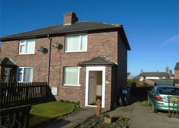 Thumbnail 2 bed semi-detached house for sale in Brackenlands, Wigton, Cumbria
