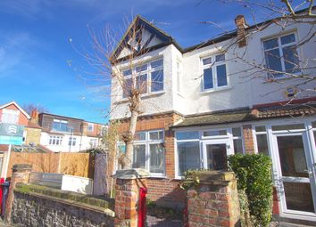 Thumbnail 5 bedroom end terrace house for sale in Weymouth Avenue, Ealing