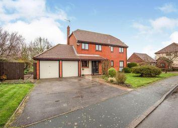 Thumbnail 4 bed detached house for sale in Elmsett, Ipswich, Suffolk