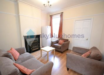 Thumbnail 3 bed terraced house to rent in Welford Road, Leicester
