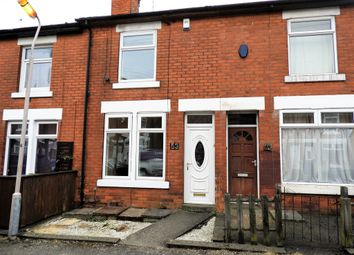 Thumbnail 2 bed terraced house for sale in Harrington Street, Mansfield