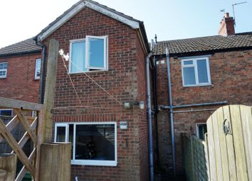Thumbnail 2 bed terraced house for sale in High Street, Caistor