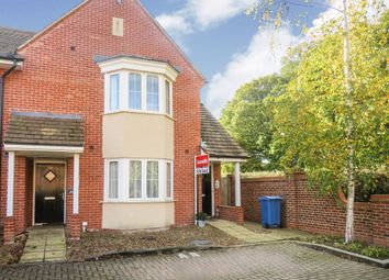 Thumbnail 1 bedroom maisonette for sale in Pippin Square, Hartley Wintney, Hook