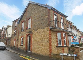 Thumbnail 4 bed property for sale in Hereson Road, Ramsgate