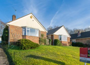 Thumbnail 3 bed detached bungalow for sale in Swaines Way, Heathfield